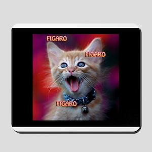 Figaro Kitten Mousepad