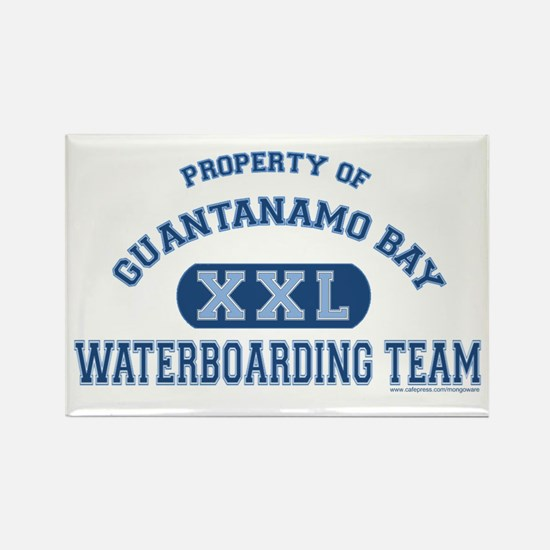Property of Guantanamo Bay Waterboarding Team Rect