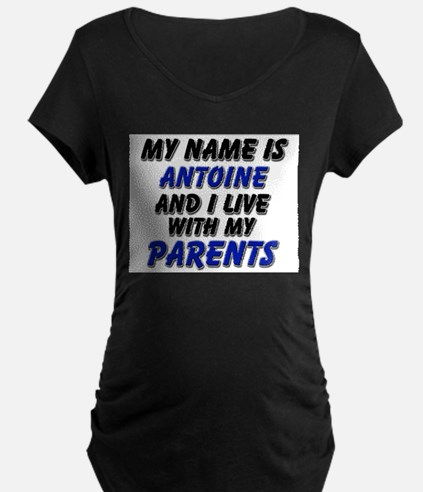 my name is antoine and I live with my parents Mate