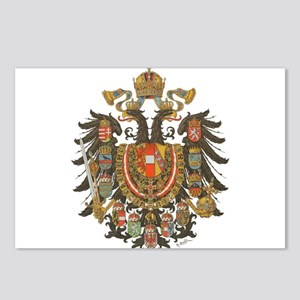 Austria-Hungary Postcards (Package of 8)