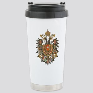 Austria-Hungary Stainless Steel Travel Mug
