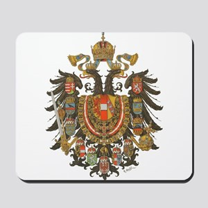 Austria-Hungary Mousepad