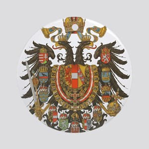 Austria-Hungary Ornament (Round)