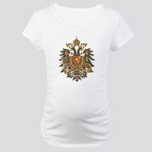Austria-Hungary Maternity T-Shirt
