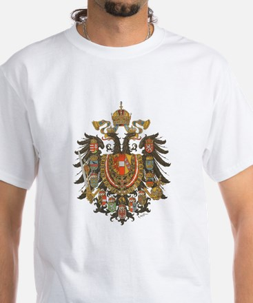 Austria-Hungary White T-Shirt