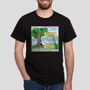 Cartoon-a-thon Mental Health Dark T-Shirt