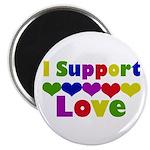 I support Love Magnet