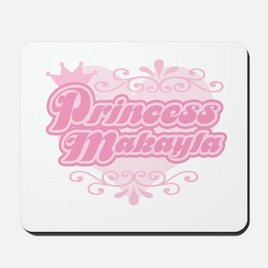 Princess Makayla Mousepad