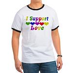 I support Love Ringer T
