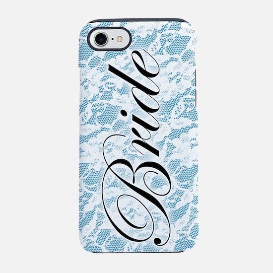 bride_ff.png iPhone 7 Tough Case