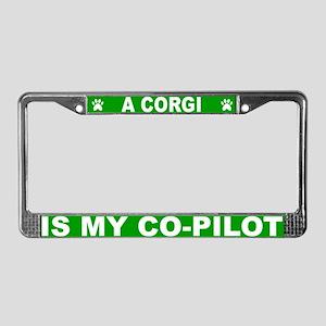 A Corgi Is My Co-Pilot
