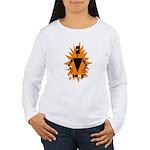 Bionic Robot Women's Long Sleeve T-Shirt