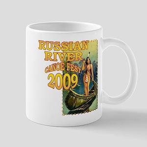 Russian River Canoe Fest 2009 Mug
