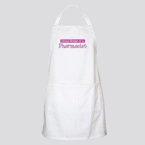 Proud Mother of Pharmacist BBQ Apron