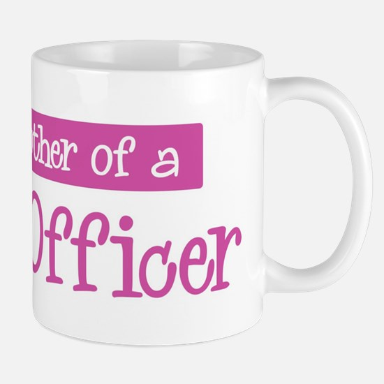 Proud Mother of Police Office Mug