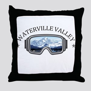 Waterville Valley Resort - Watervil Throw Pillow
