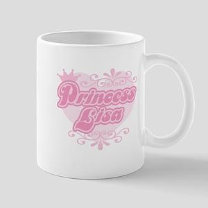 Princess Lisa Mug