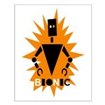 Bionic Robot Small Poster