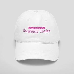 Proud Mother of Geography Tea Cap