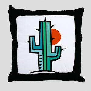 CACTUS_0931 Throw Pillow