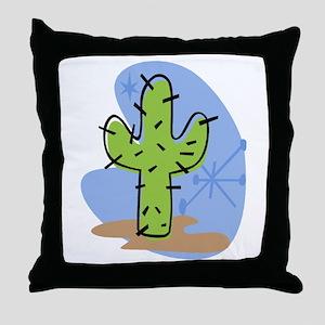 CACTUS_099 Throw Pillow
