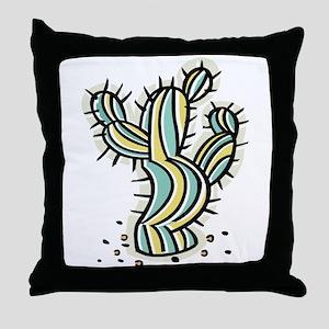 CACTUS_098 Throw Pillow