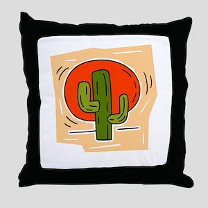 CACTUS_097 Throw Pillow