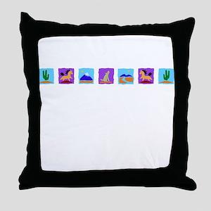 CACTUS_095 Throw Pillow