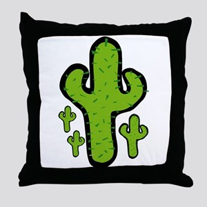 CACTUS_093 Throw Pillow