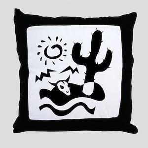 CACTUS_092 Throw Pillow