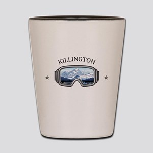 Killington Ski Resort - Killington - Shot Glass