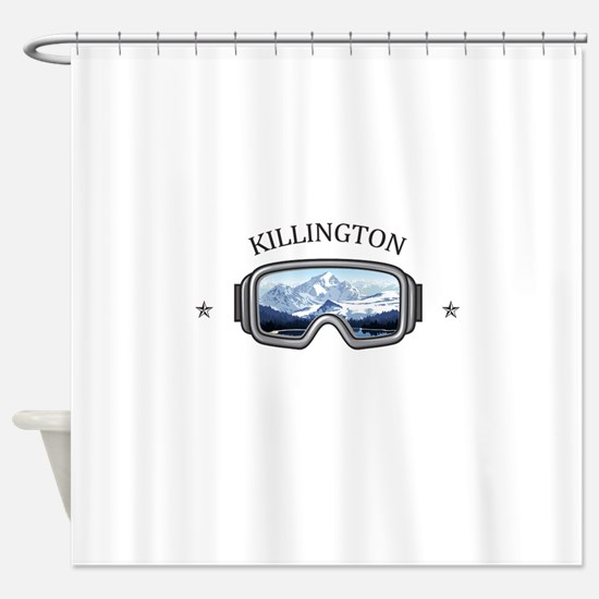 Killington Ski Resort - Killingto Shower Curtain