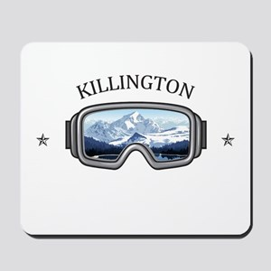 Killington Ski Resort - Killington - V Mousepad