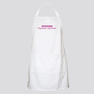 Proud Mother of Physician Ass BBQ Apron
