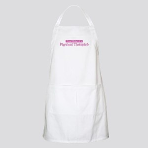 Proud Mother of Physical Ther BBQ Apron