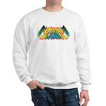 Cicada Mania logo Sweatshirt