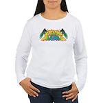 Cicada Mania logo Long Sleeve T-Shirt