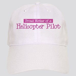 Proud Mother of Helicopter Pi Cap