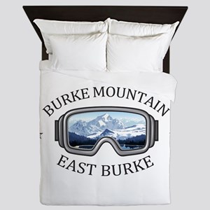 Burke Mountain - East Burke - Vermon Queen Duvet