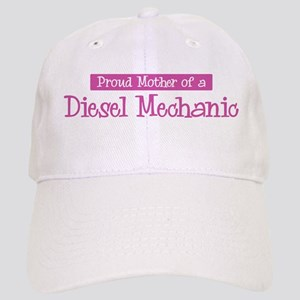 Proud Mother of Diesel Mechan Cap