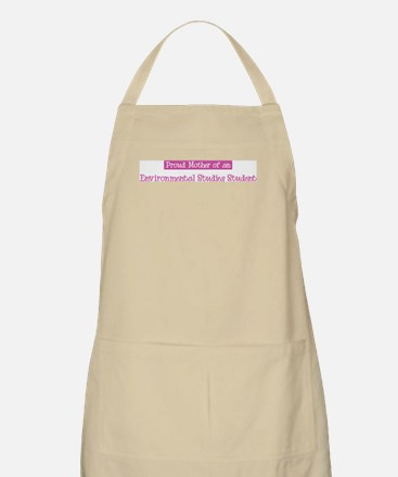 Proud Mother of Environmental BBQ Apron