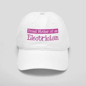 Proud Mother of Electrician Cap