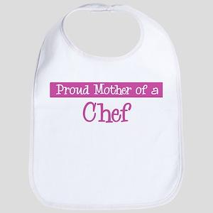 Proud Mother of Chef Bib