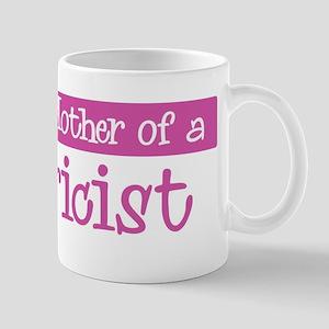 Proud Mother of Lyricist Mug