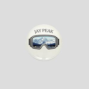 Jay Peak Resort - Jay - Vermont Mini Button