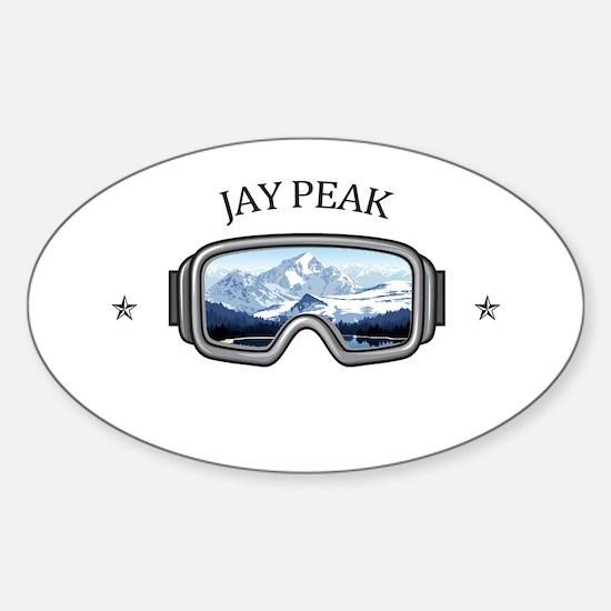Jay Peak Resort - Jay - Vermont Decal
