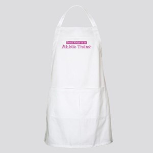Proud Mother of Athletic Trai BBQ Apron