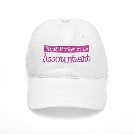 Proud Mother of Accountant Cap