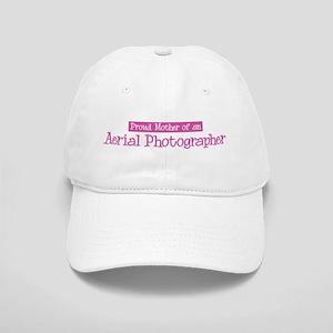 Proud Mother of Aerial Photog Cap