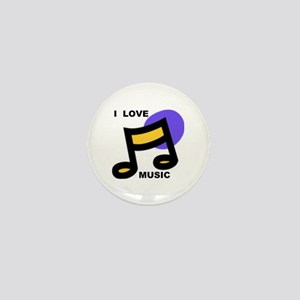 MUSIC Mini Button